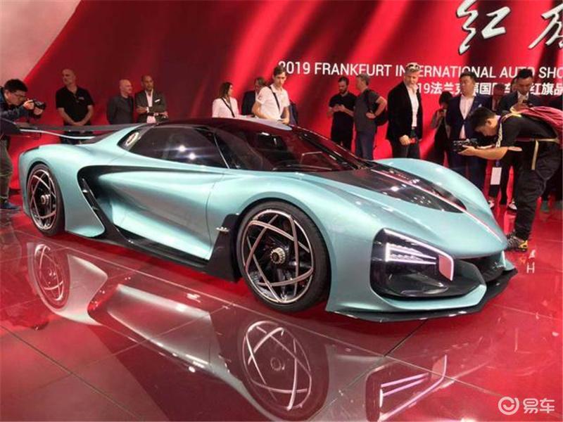 #法兰克福车展#国产车之光,看这些中国汽车如何征服老外