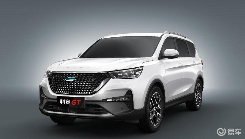 灵活大SUV:科赛GT上市,售13.28-15.28万元
