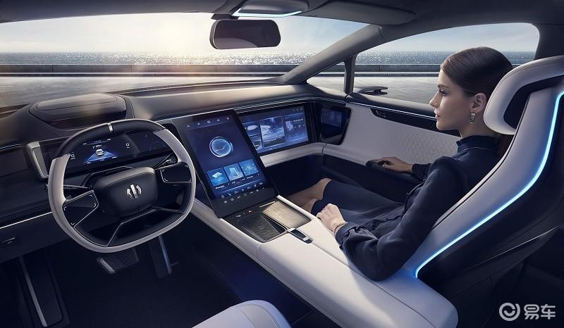 论屏幕尺寸,拜腾还没怕过谁!这几款车简直就是行走的大屏幕