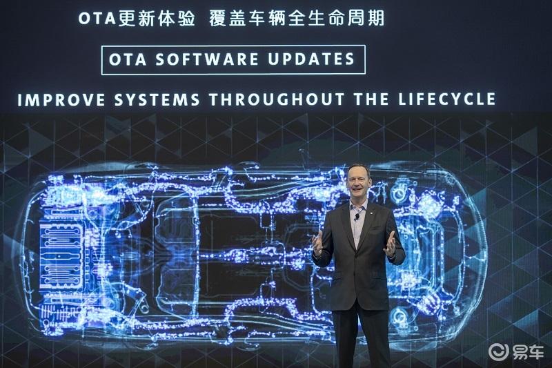 """燃油车迎来整车OTA:如何理解通用全新电子""""混合""""架构?"""