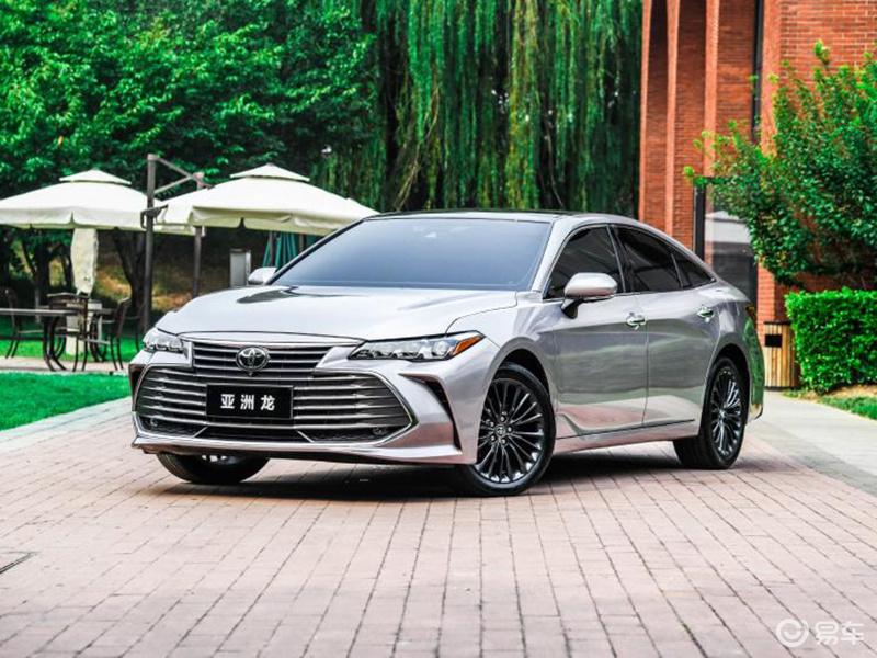 百公里油耗5.8升 一汽丰田亚洲龙全新2.0L版正式发售