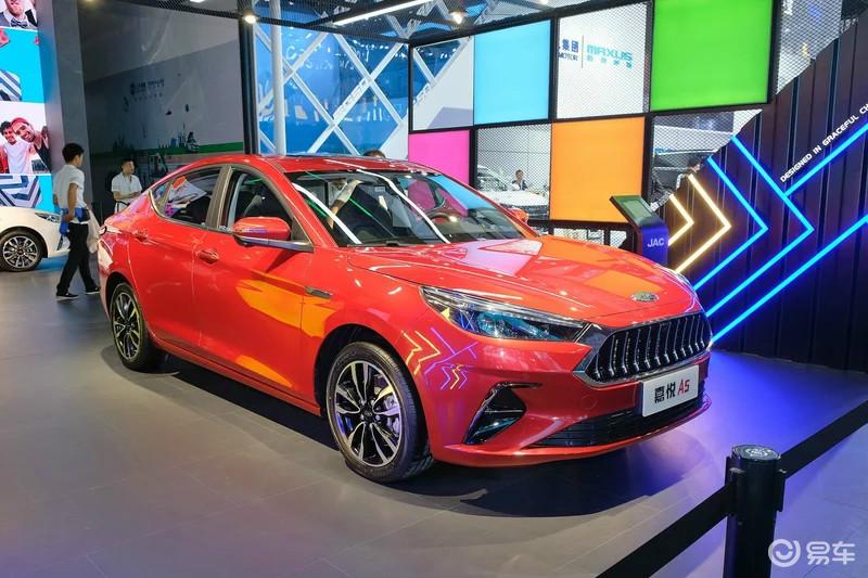 超出想象 网红车型嘉悦A5 竟然仅售8.48万元