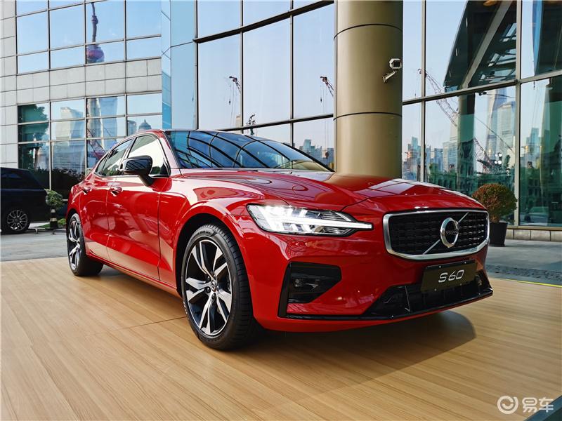 沃尔沃全新S60售价28.69万元起,标配清洁驾驶舱系统
