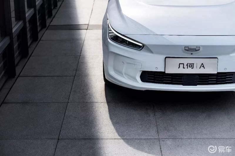 几何首款纯电动SUV定名几何C,将搭载最新智能网联技术