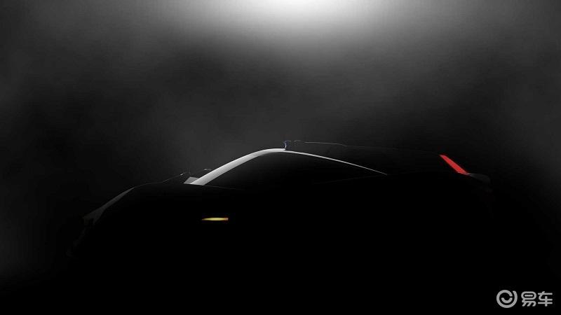 碳纤维座舱 APEX全新纯电跑车将于日内瓦车展亮相
