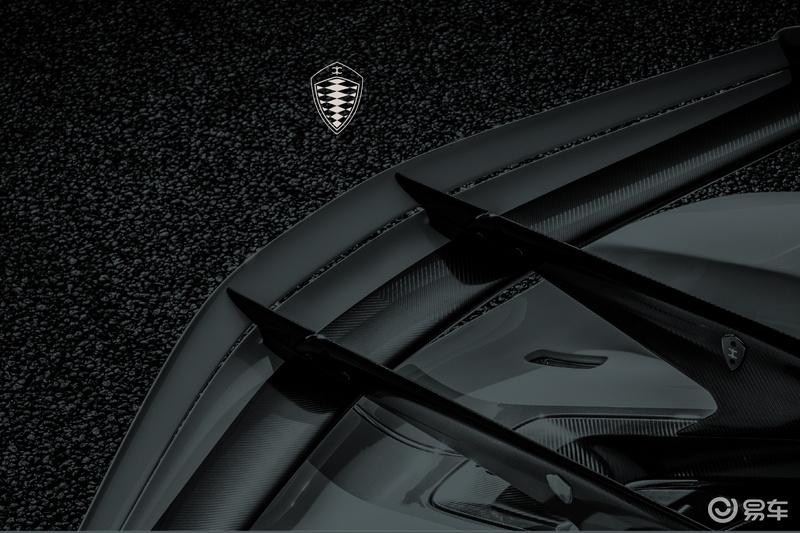或采用插混系统 柯尼塞格新车型预告图发布 日内瓦车展亮相