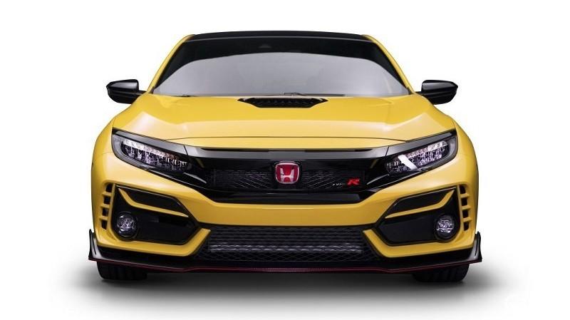 本田推出思域Type R限量版车型,或将再次刷新北环记录