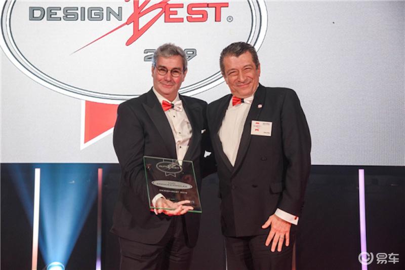 现代汽车集团首席设计官获设计大奖 曾设计多款经典车型