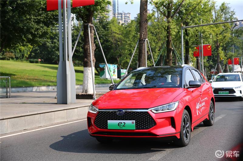 高性价比纯电汽车推荐:比亚迪e2、长安新能源E-Pro等