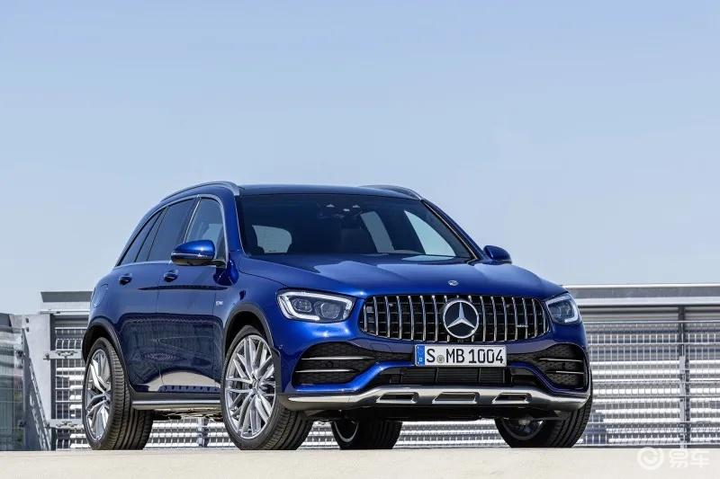 新款AMG GLC 43系列在华上市,价格比老款微涨