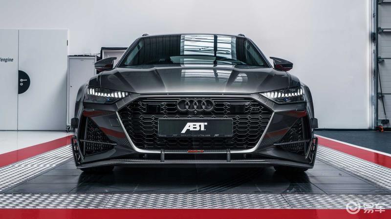 """又一""""地表最速""""!ABT改装奥迪RS6发布,马力700+"""