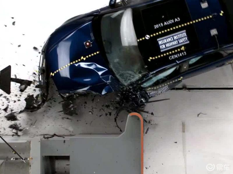 都是撞车,中保研和中汽研碰撞测试的区别在哪里?