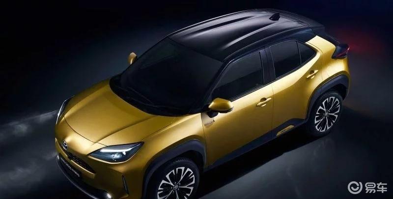 把丰田YARIS抬高点 变成SUV 你觉得多少钱合适?