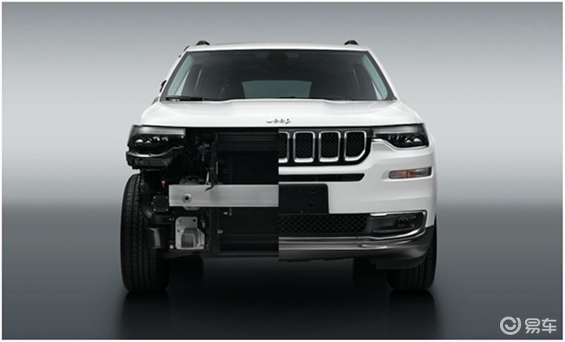 美系SUV的反击,Jeep剖开外壳亮出了什么干货?