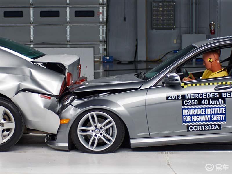 中保研撞过这些车后,保险公司恨不得保费翻倍!