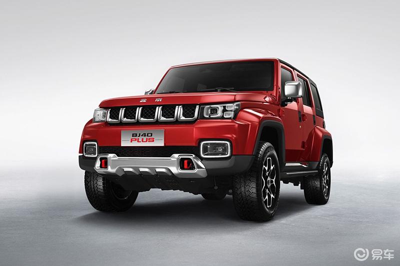 新增3款车型 北京BJ40PLUS卓越版售18.98万起