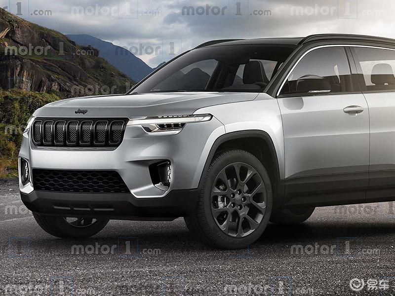 硬派风格回归,Jeep全新小型SUV曝光