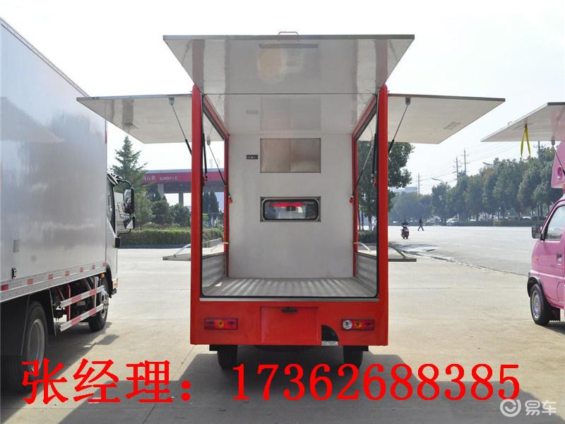 价格优惠湖北省神农架林区餐饮车多少钱