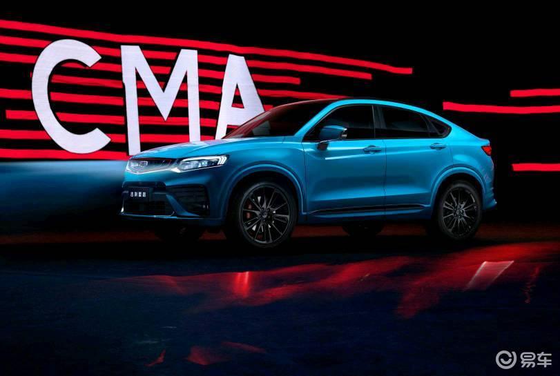 17万级绕不开的中国性能车,吉利星越魅影骑士发布