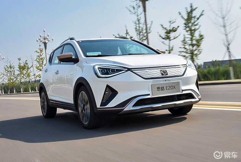 大众+江淮联手,12.8万起,这新品牌首款SUV实力如何