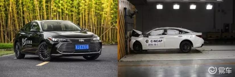 2019年第三批C-NCAP结果公布