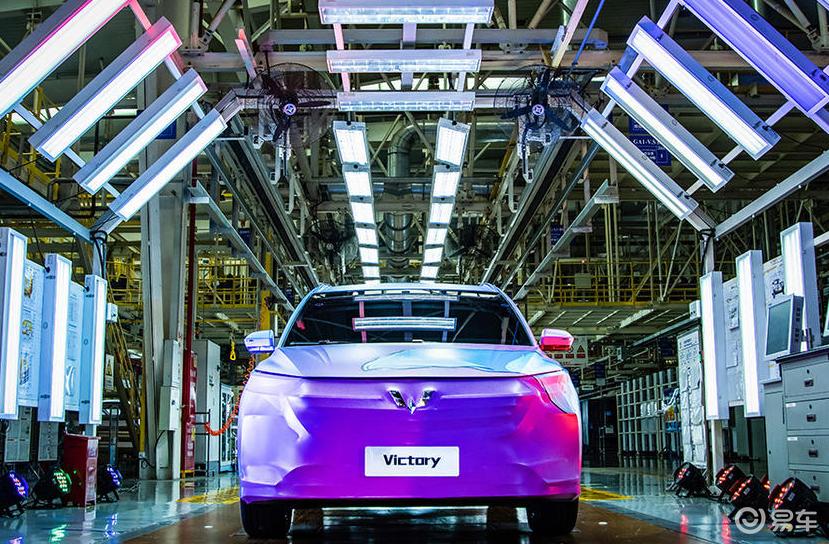 为人民造车的五菱又有新动作 新标首款车型即将亮相成都车展