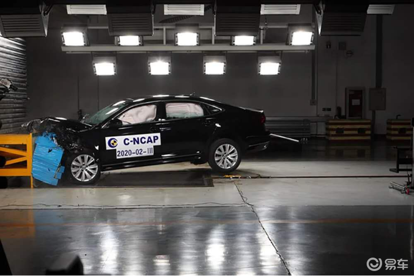 已拿下C-NCAP五星评价,帕萨特为啥还要再战中保研?