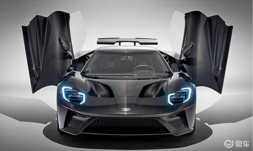 展现极致轻量化 2020款福特GT正式亮相