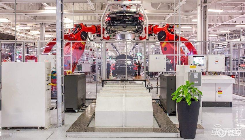 特斯拉将扩建弗里蒙特工厂 复产后周产可达5千辆