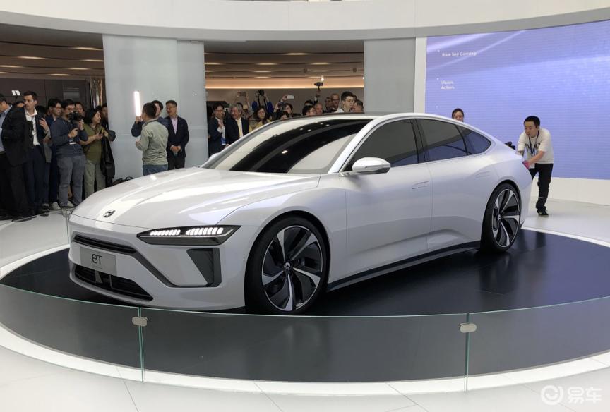 最快明年交付蔚来计划于年底发布首款纯电动轿车