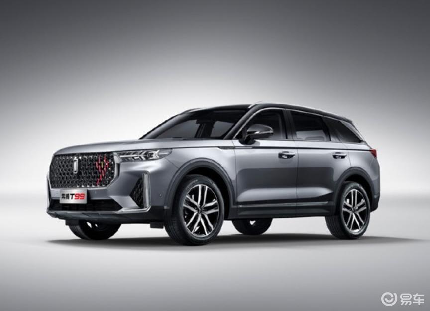 全系2.0T+爱信6AT 定位中大型SUV 起售价15万