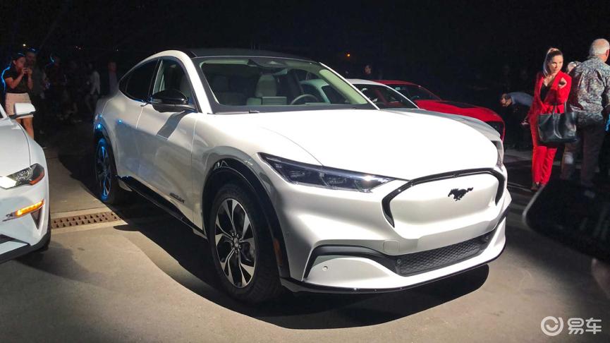 福特电动SUV 2021年才引进,中国市场不重要?