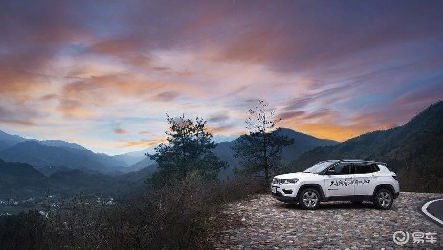 全新Jeep指南者1.3T诠释了当代SUV的发展