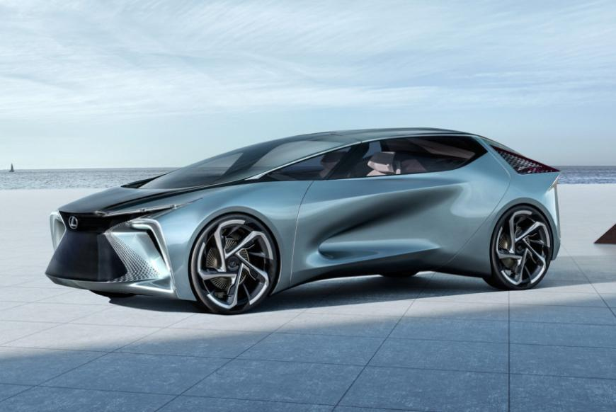 雷克萨斯正在研发一款二级自动驾驶的汽车