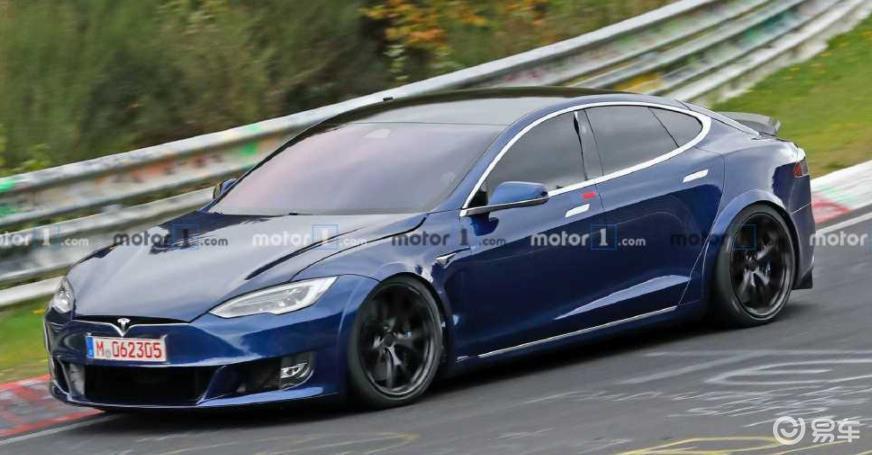 Model S在纽北测试,保时捷Taycan坐等被超越?
