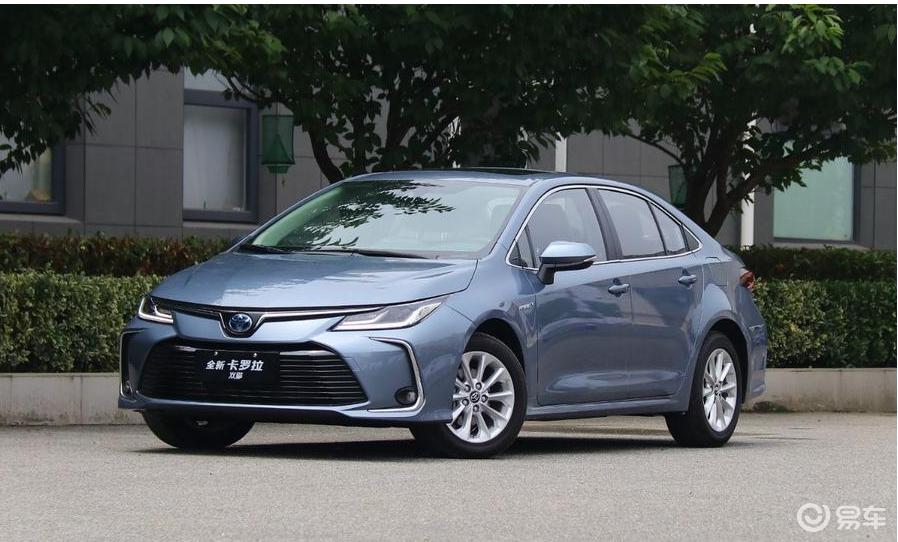 一汽丰田新卡罗拉上市 11.98万起/智能系统升级