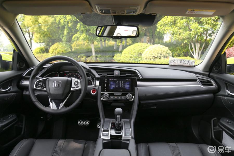11.99万起,新增运动版本,新款思域8款车选哪款更值?
