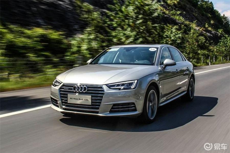 7月豪华品牌轿车销量,前十中BBA占9席,A6L终于过万