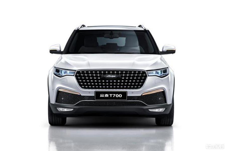 预售11.99万起 2020款众泰T700小强版开启预售