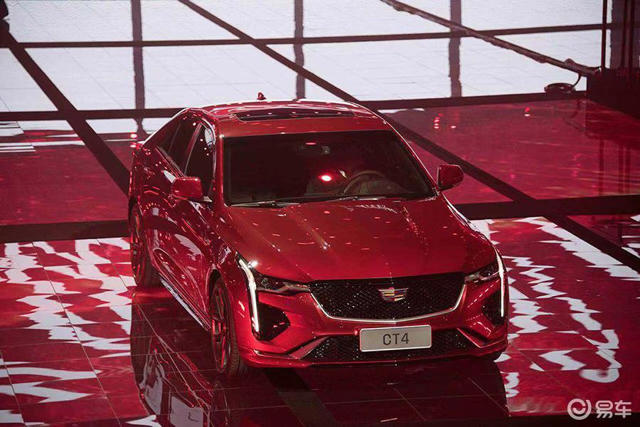 明年将会在国内上市 上汽通用凯迪拉克CT4首发亮相