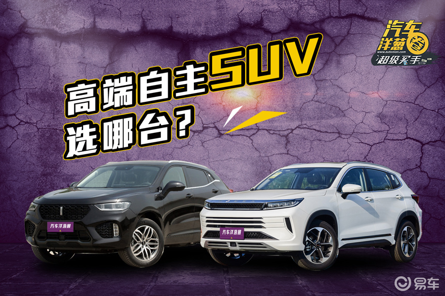 WEYVV5对比星途LX,两大高端国产SUV谁更值得选
