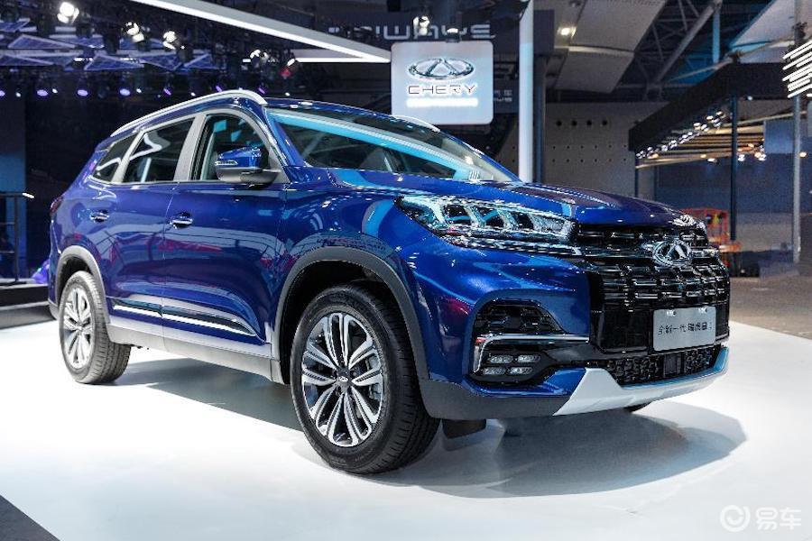 奇瑞全系产品亮相广州车展 发布奇瑞全新SUV量产概念车