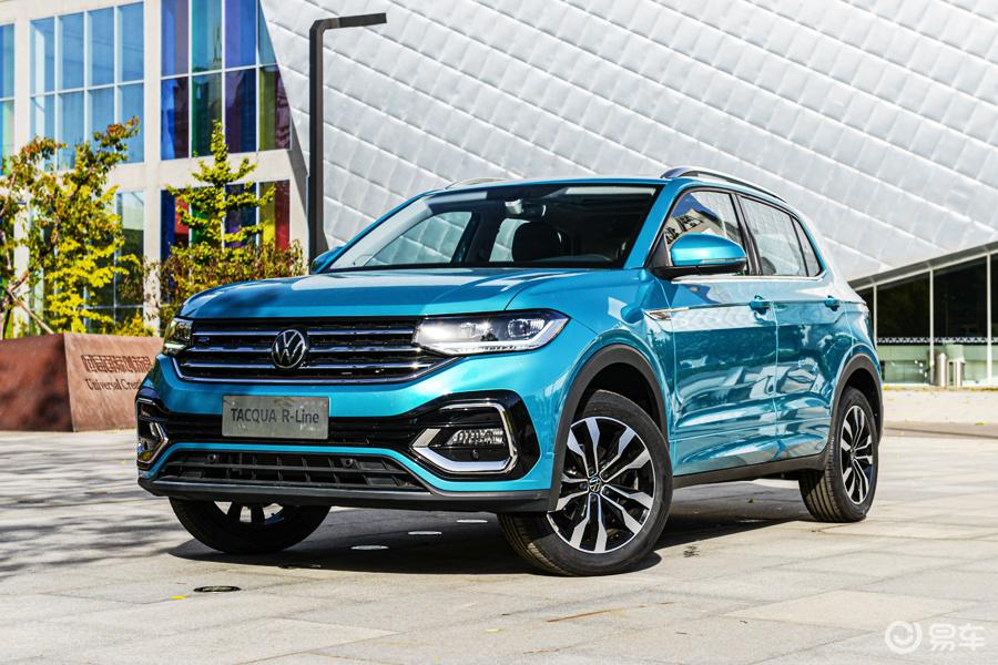 11.49万起,一汽-大众首款小型SUV探影上市