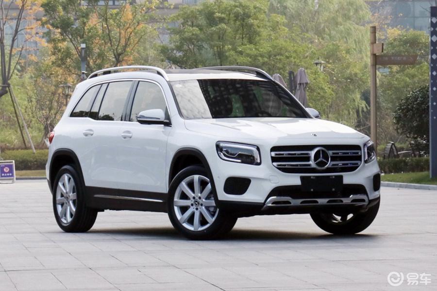 奔驰GLB推低配车型 售价或不足30万,搭1.3T发动机