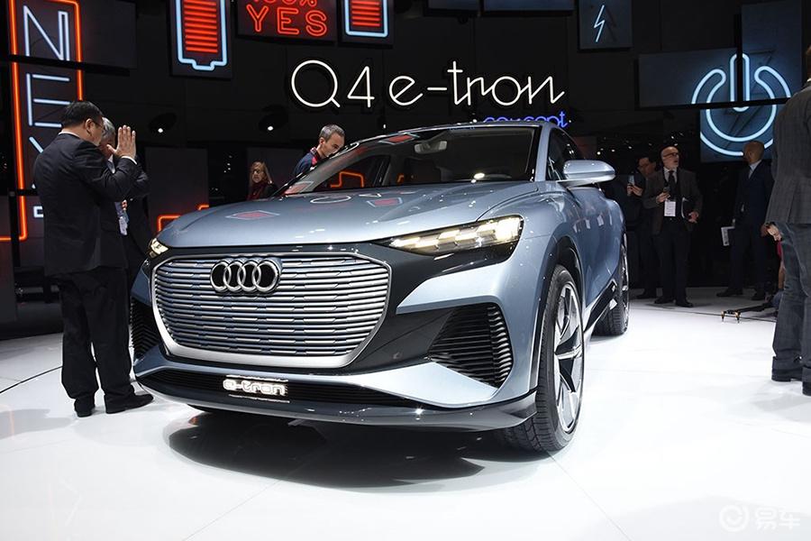 一汽奥迪将国产奥迪全新电动SUV 或2021年上市