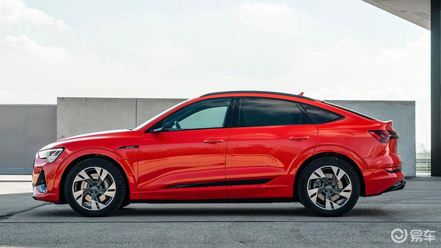 奥迪全新轿跑风格电动SUV 或将10月国内上市
