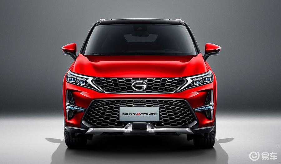 配置和价格无明显优势,传祺GS4 Coupe是否值得买