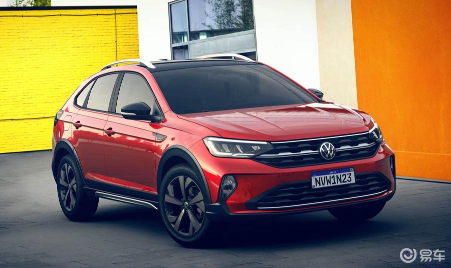 大众Nivus发布 定位小型轿跑SUV 与POLO同平台