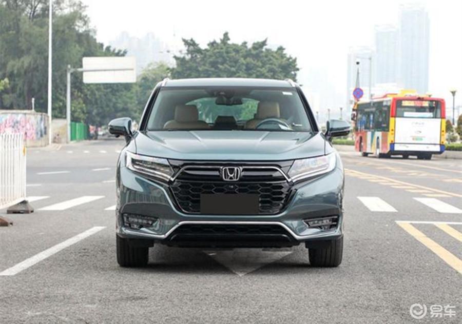 本田又一SUV来了!搭2.0T+9AT,能扭转销量颓势?