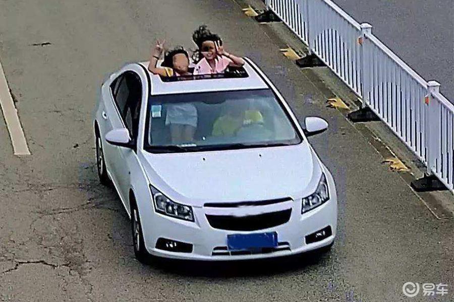 开车出行安全第一,这些关乎儿童乘车安全的知识点你知道多少